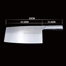 stainless steel kitchen vegetable knife chopping bone cutting knife
