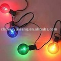 Decoration LED light string