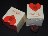 recycle cheap chinese new year candy box