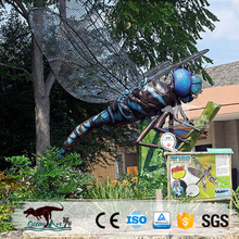 OAJ8275 Giant Animatronic Animated Insect Model for Park Decoration