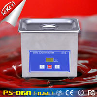 Quality Ensured 0.6L Portable Stainless Steel Cleaning Equipment