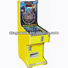 2013 excited DARDONWIN animation amusement coin operated arcade pinball machine kit for sale