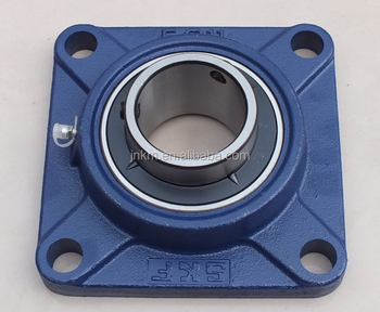 SKF Cast Iron 50MM 2-Bolt Flange Bearing FL210 UC210