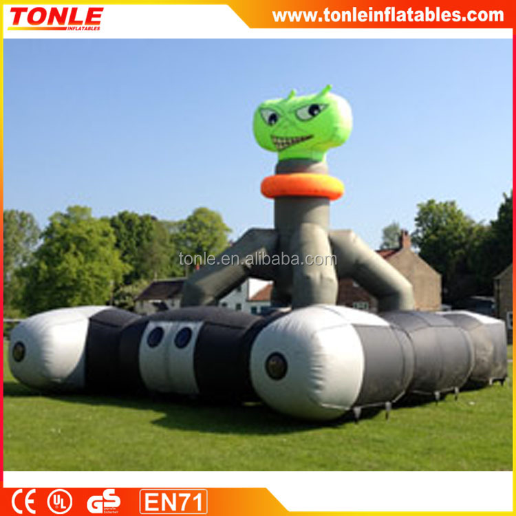 Inflatable Lazer tag arena, Inflatable Laser Tag Maze for sale