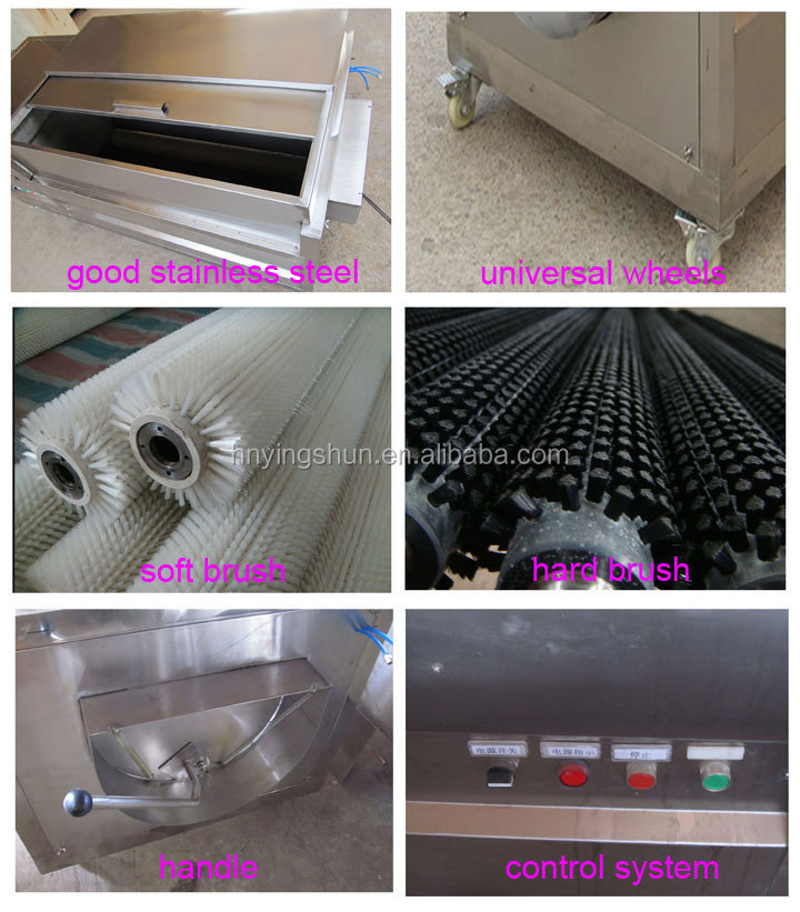 automatic commercial vegetable washing machine