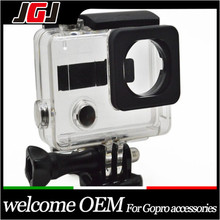 High Quality Open Side for FPV Skeleton Protective Housing with Lens for Gopro hero 3+