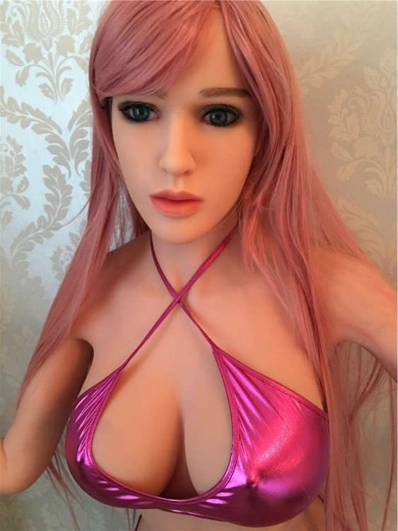 Customized 168cm Japan realistic full silicone sex doll
