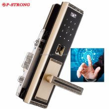 Smart Biometric Fingerprint Electric Password Locker Safe Lock