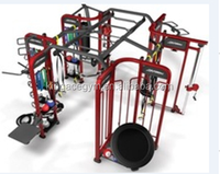Group Training Fitness Equipment Synrgy 360 /BFT Fitness Equipment Gym