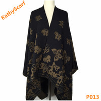 Factory OEM New Design Shawls For Dresses For Girls