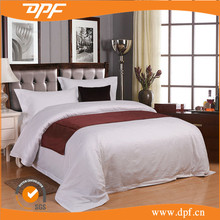 100% Cotton Embroidery wedding Duvet Cover set for hotel use