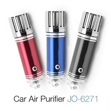 2017 Best Selling Hot New Products For 2017 ( Mini Car Ionizer Air Purifier JO-6271)