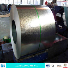 914mm Zinc Coated Galvanized Steel Coil in Building Material
