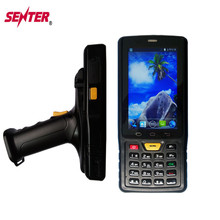 Industrial Android 4.4 OS Mobile Wi-Fi Rugged PDA Data Collection