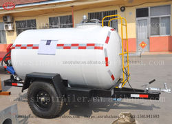 car transporter oil tanker trailer