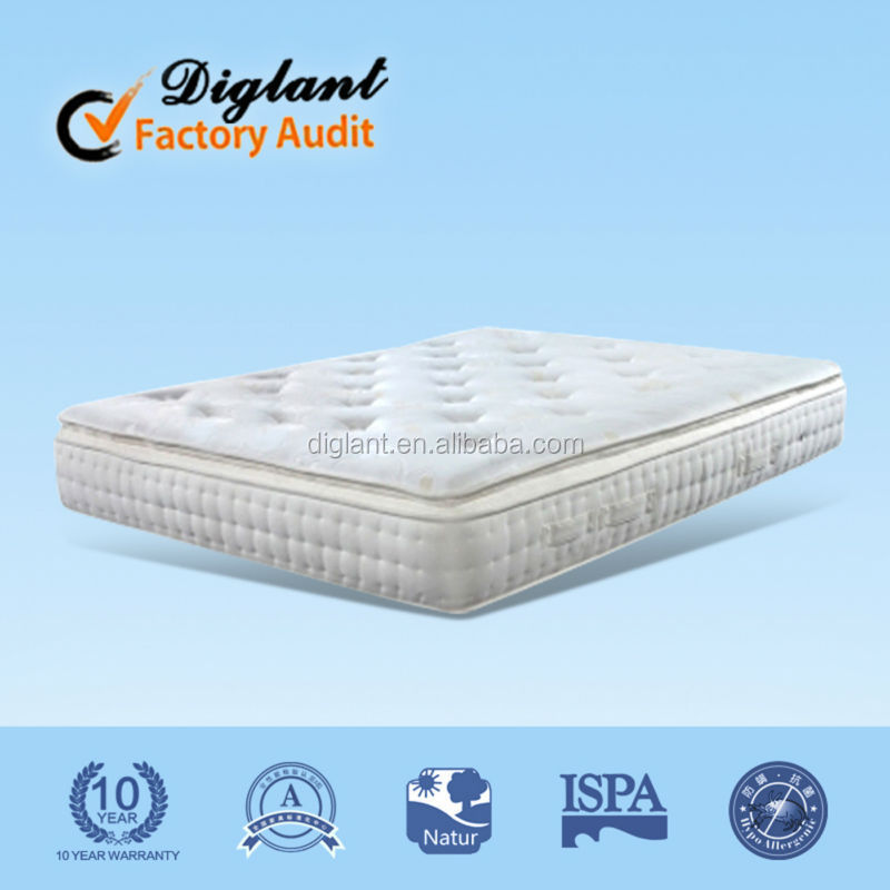 gel coconut fiber pu foam scrap mattress