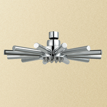 Solid Brass Durable Fancy Design Top Shower Head