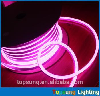 150ft spool mini size 8.5x17mm pink led replacement neon tubes 3528 smd strip distributor