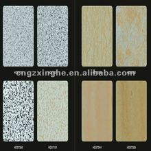 acm aluminium exterior wall cladding plastic/sell aluminum composite panel