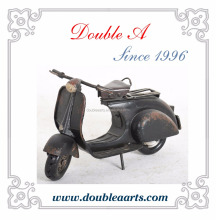 Wholesale handmade metal crafts vintage motorcycle model