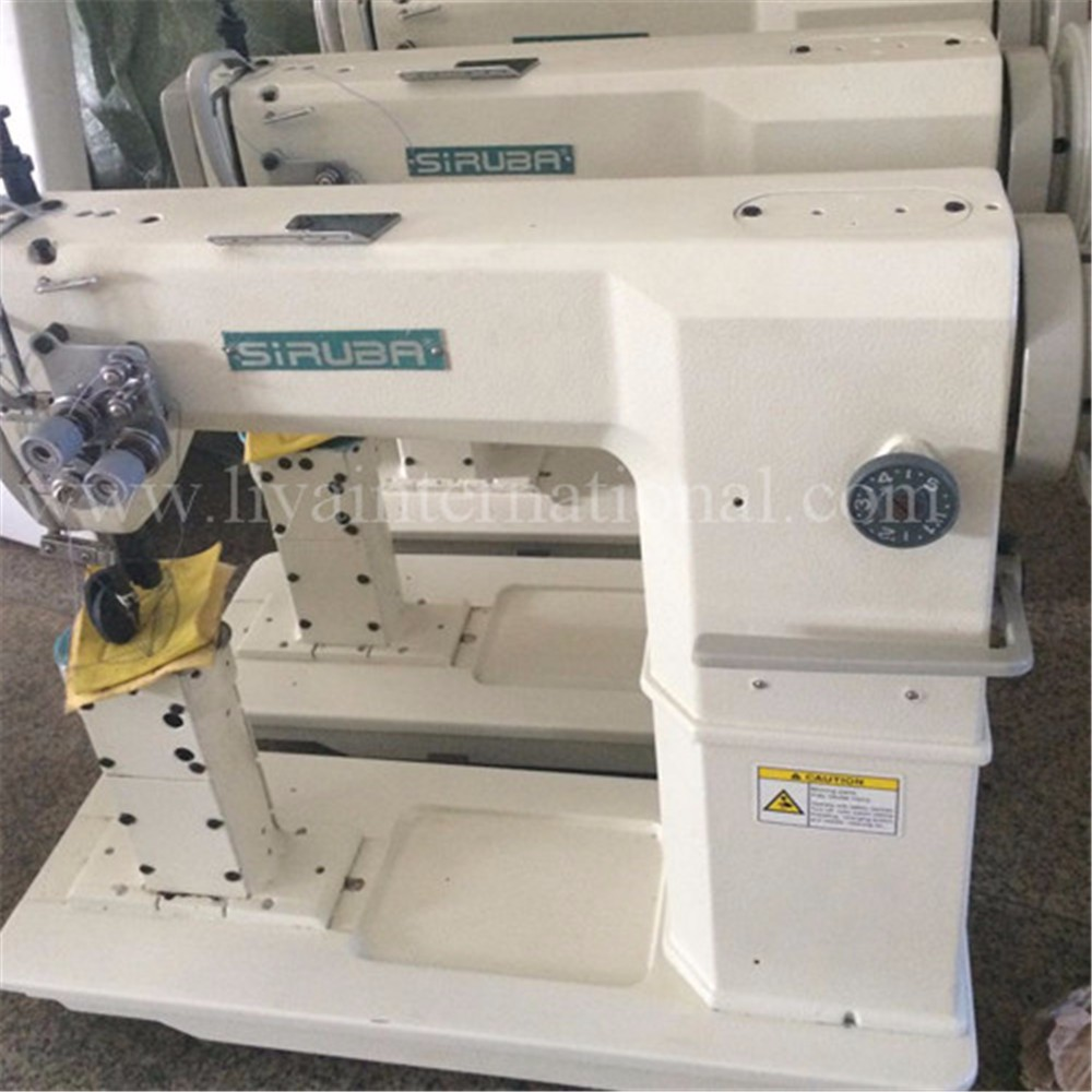 Siruba P727 Reconditioned Used Shoe Post Bed Sewing Machine Price