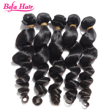 2017 Unprocessed peruvian human remy hair, no shed free tangle hair weave extentions