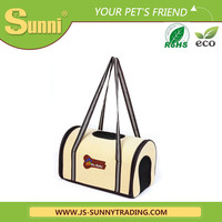 Dog travel pet carrier bag