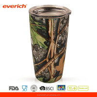 Everich Double Wall Vacuum Insulated Stainless Steel Beer Tumbler