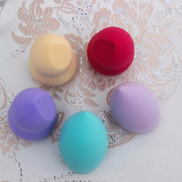 Cosmetics make your own brand makeup facial puff sponge disposable