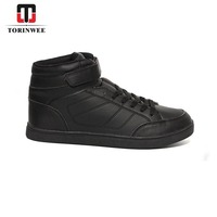 High Top PU Men Casual Skater
