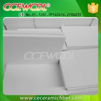 CCEWOOL CE&ISO Heat resistant ceramic fiber insulation wall panels