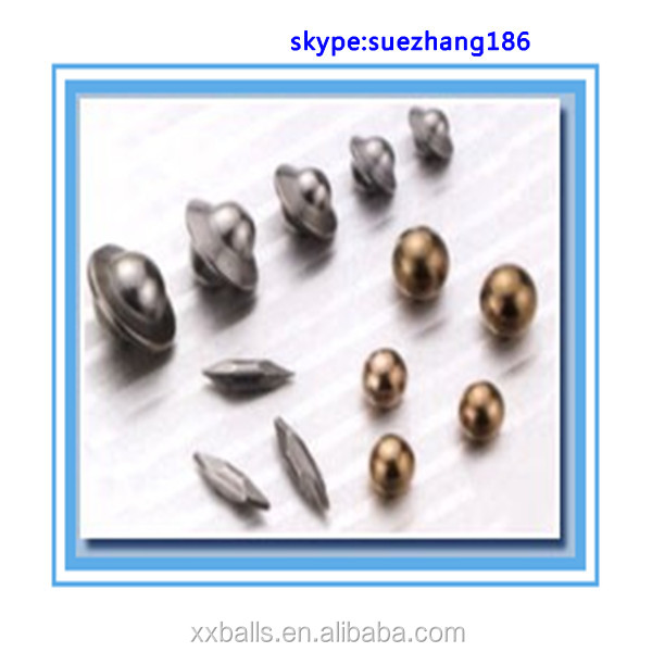 4mm*6mm <strong>best</strong> sell flying saucer stainless steel ball