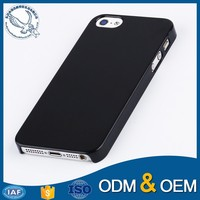 dongguan oem factory custom design plastic blank cell phone case