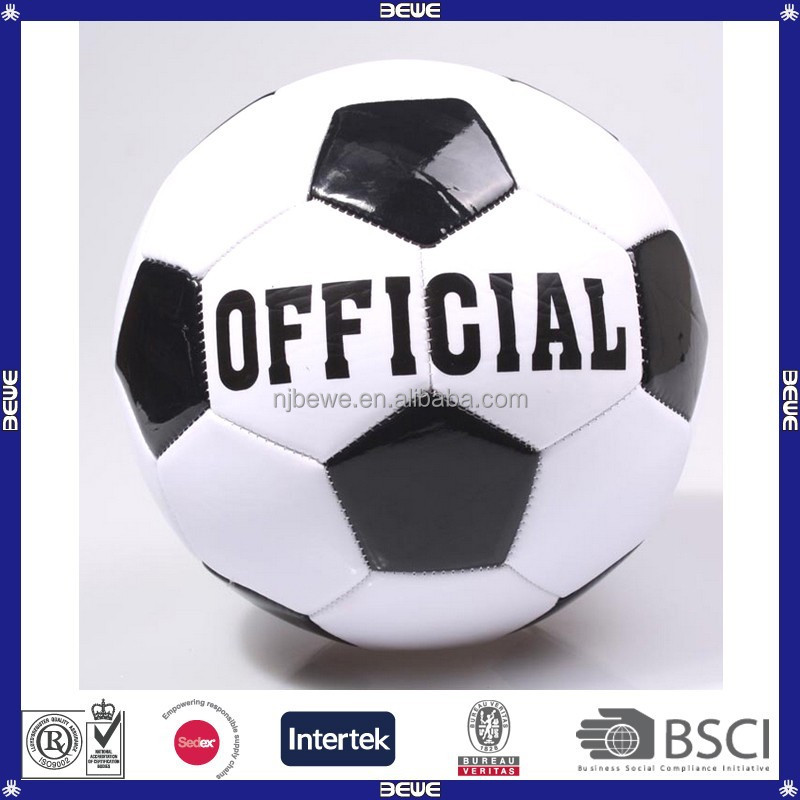 best choice made in China promotional quality cheap price soccer ball manufacturer