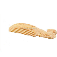 Professional design Chinese antique style wooden hair combs on sale