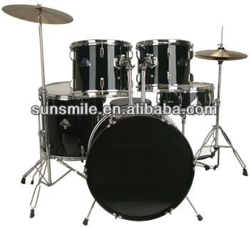 Professional Drum Sets With Cymbal and Seat