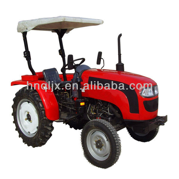 henan F8+R2 gearbox qln250 farm implements available 2wd new high quality tractor