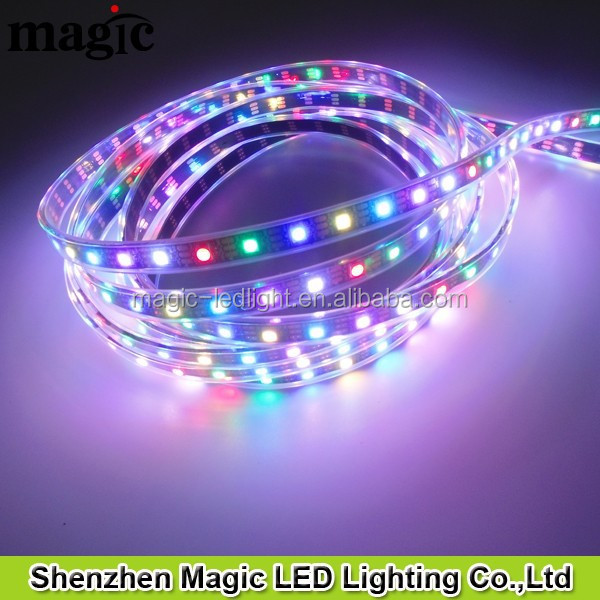 3528 rgb led strip non-waterproof
