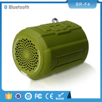 2016 newest design outdoor soundbar ipx4 waterproof mini wireless speaker bluetooth portable with microphone