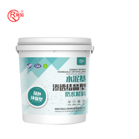 Waterproof construction material Cementitious Capillary Crystalline Waterproof Coating
