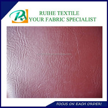 Nonwoven Backing Technics and Anti-Mildew,Abrasion-Resistant,Waterproof,Elastic Feature pu leather