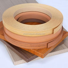 PVC shelf edge banding/bander/tape/strip/belt/decorator/protector/band for North America