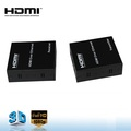 HDMI 120M Extender Over TCP/IP Ethernet Cable Cat5 Cat6 Cat7 Up to 394 Ft 1080p with IR Control