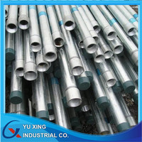 galvanized water well casing pipes and filters / screens