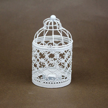 Europe style table steel fire burner birdcage artwork <strong>craft</strong>