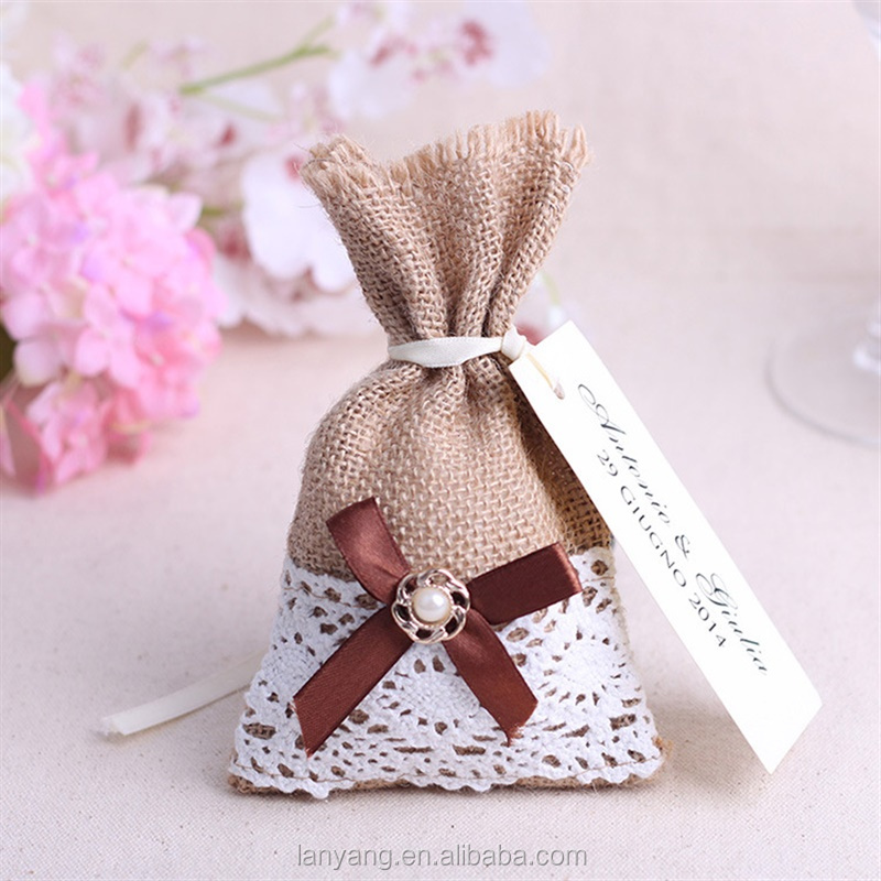 Bags Buy Linen Favor Bags Jute Wedding Favor Bag Burlap Favor Bags .