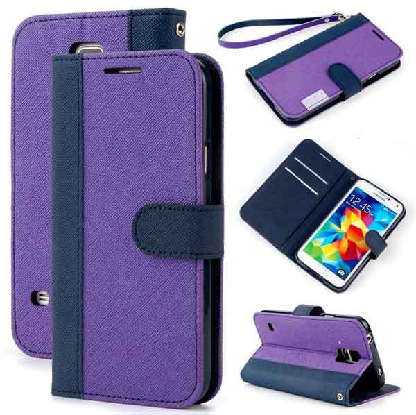 Best Products For Samsung Galaxy S3 S4 S5 S6 S6 Edge Note 2 3 4 J4 J5 J7 Leather Flip Case