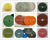 3 inch diamond polishing pad