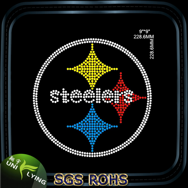 Sports team pittsburgh steelers crystals and stones wholesale