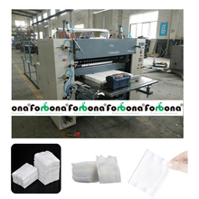 Cosmetic Square Cotton Pad machine